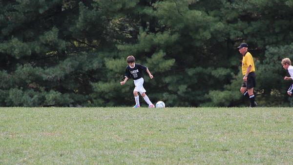 Grade 6 Soccer
