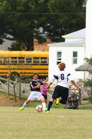 Grade 7 Soccer