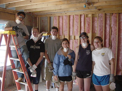 Senior Project Habitat for Humanity