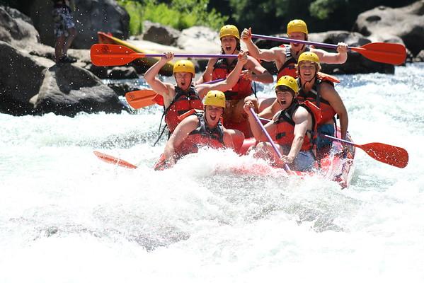 Senior Raft Trip  June 4