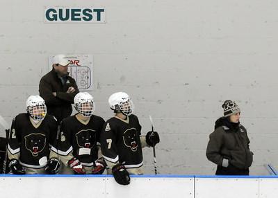 Bears VS Conestoga, Ice Line Christmas Tournament