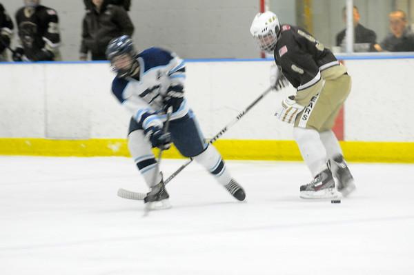 Bears Vs John Jay, Ice Line Christmas Tournament