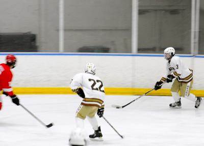 Bears Vs Penncrest, Ice Line Christmas Tournament