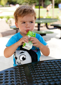 If George W Bush had a juice box as a kid - this is the face he'd make... strategery