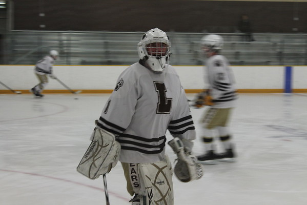 2014-2015 JV Ice Hockey