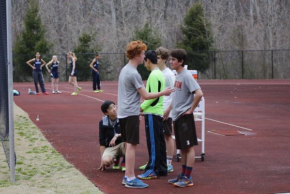 2015 Varsity Track and Field