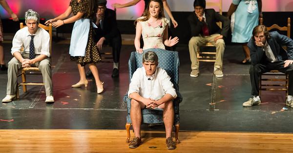 Upper School Musical: Damn Yankees!