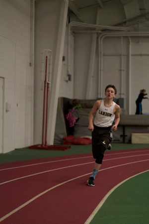 Varsity Indoor Track
