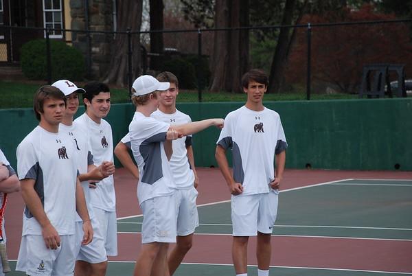 2015 Varsity Tennis