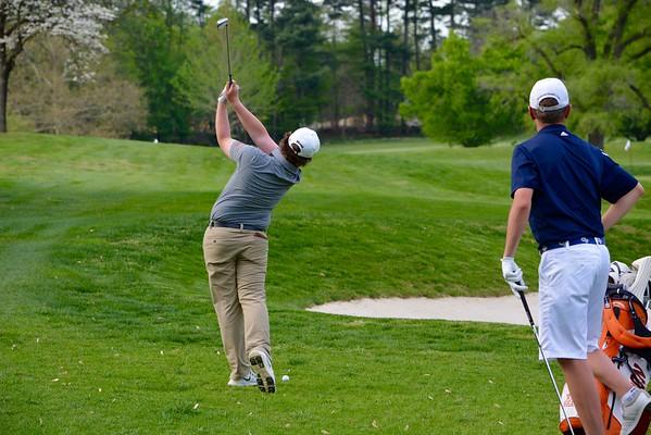 2016 Varsity Golf