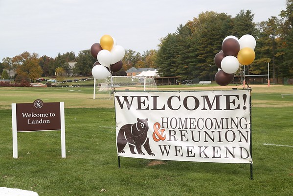 Homecoming & Reunion Weekend 2015