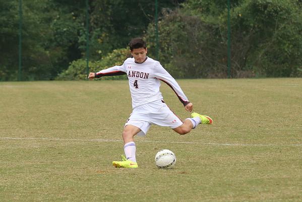 2015 Varsity Soccer