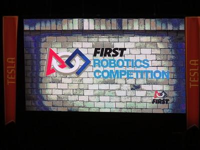 FRC World Championship Event