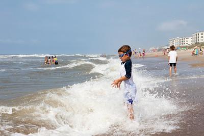 Slightly bigger wave than originally aniticipated
