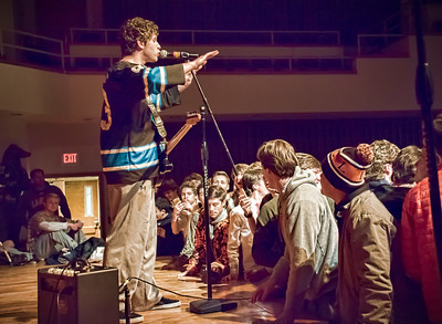 Brendan McLenaghan Student Concert