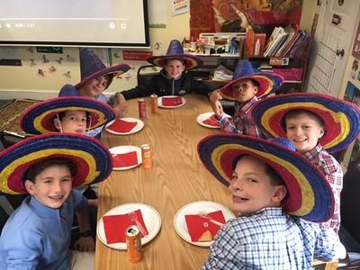 Fiestas in November