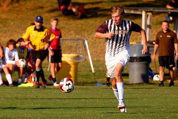 J.V. Soccer