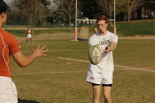 2017 Varsity Rugby