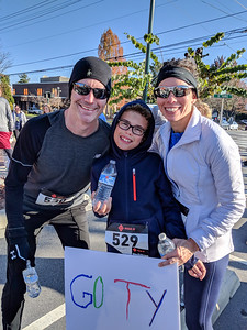 Ty's first 5k
