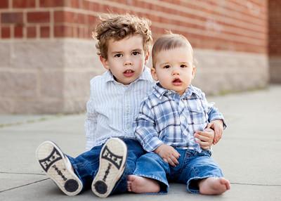 definitely brothers