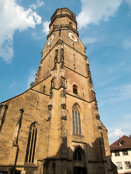 Stiftskirche Stuttgart http://tiny.cc/dxs9hw