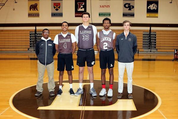 2018-19 Varsity Basketball Team Photos