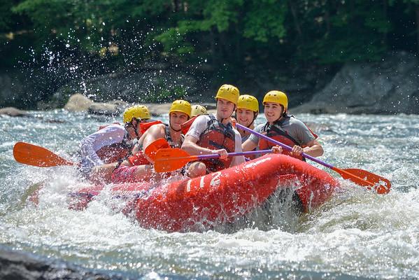 Senior Raft Trip