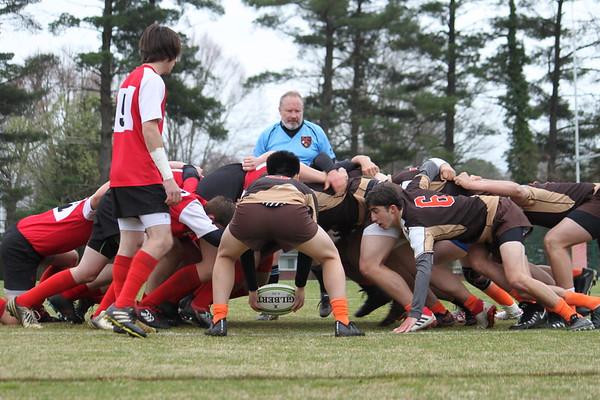 2019 Varsity Rugby