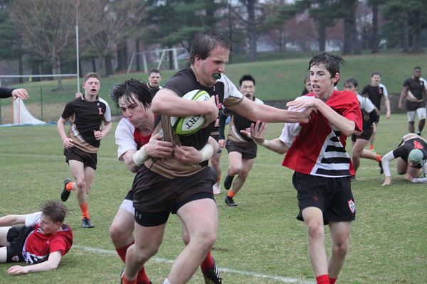Varsity Rugby vs Heights