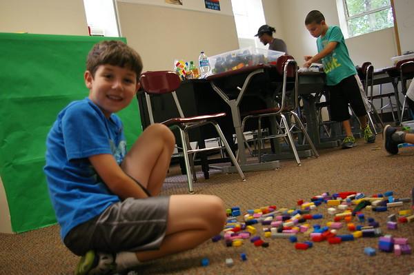 LEGO Engineering Camp
