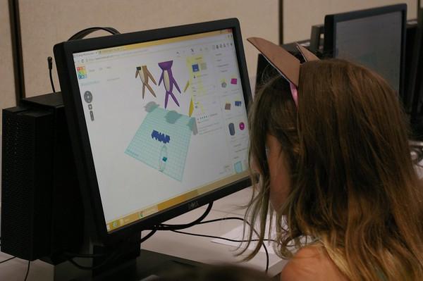 Coding & 3D printing