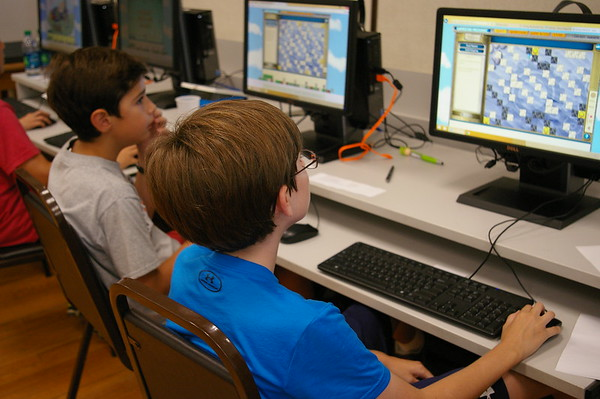 Coding and 3D printing