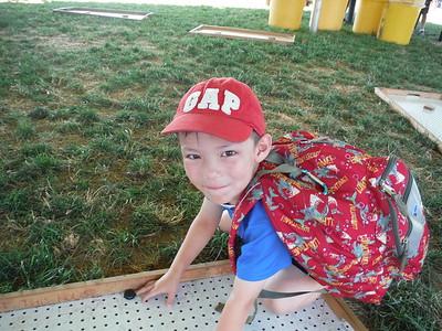Boys Day Camp