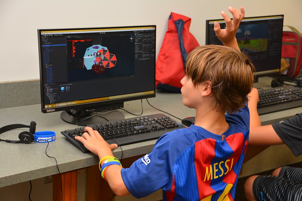 Youth Digital: Game Development