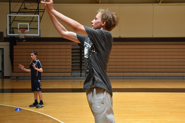 Boys Basketball: Specialized Shooting Camp