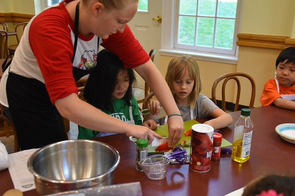 Tiny Chefs: Let's Make Every Day a Holiday