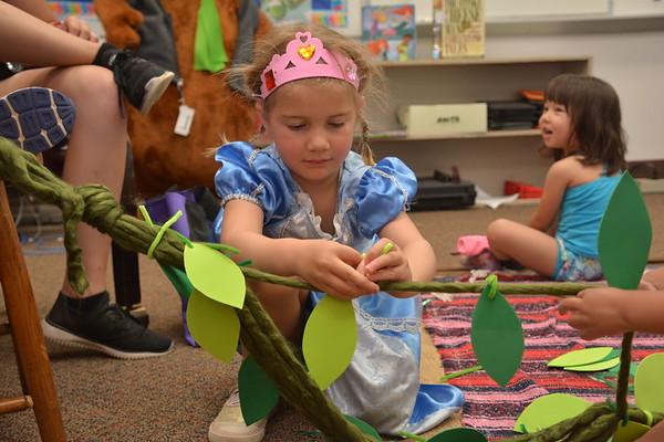 Creative Drama: Epic Fairy Tale Adventures