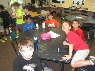 2014 Boys' Day Camp