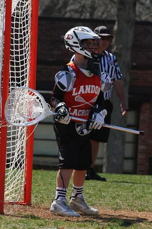 6th Grade Lacrosse 2014