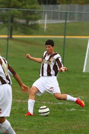 Grade 8 Soccer