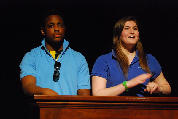 Landon-Holton One Acts 2014