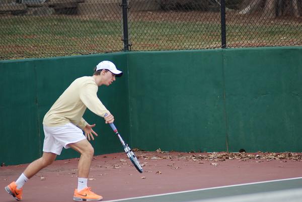 Varsity Tennis 2014