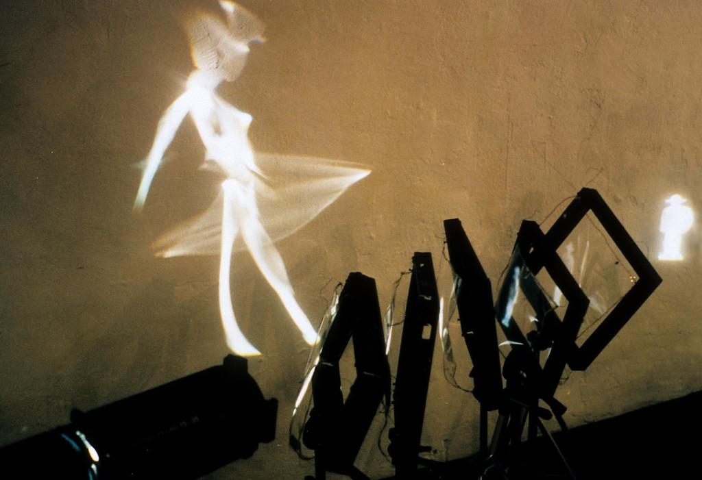 Dancer & Bystander.