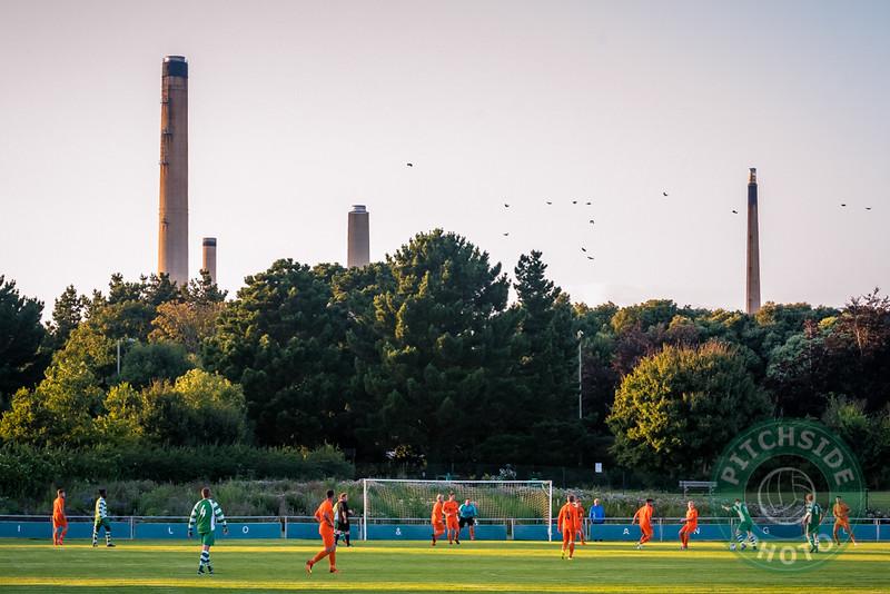 Blackfield & Langley v Bemerton Heath Harlequins, Sydenhams League