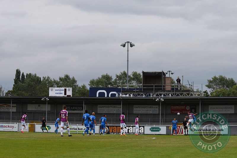 Eastleigh v Barnet, Pre Season Friendly