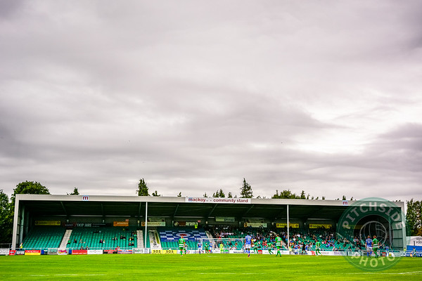 Eastleigh v North Ferriby United, Vanarama National League
