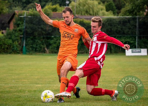 Hartley Wintney v Bedfont & Feltham, Combined Counties League Premier Division