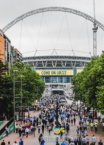 Huddersfield Town v Reading, SkyBet Championship Play-Off Final