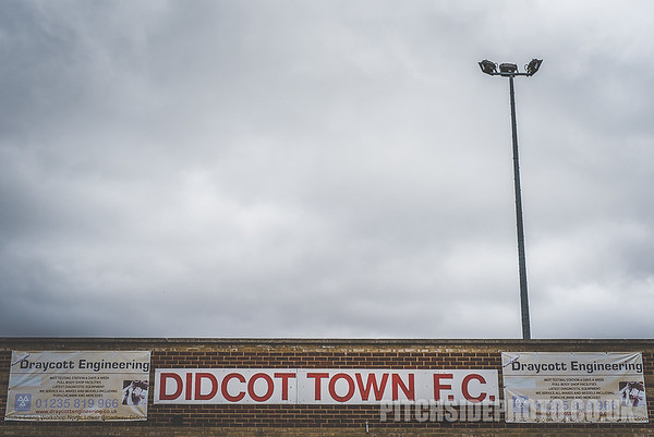Didcot Town v Eastleigh, Pre Season Friendly