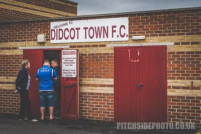Didcot Town v Eastleigh, Pre Season Friendly